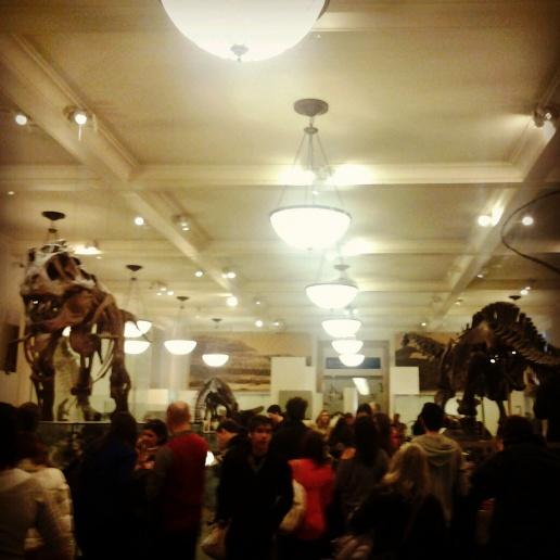 Más dinosaurios!