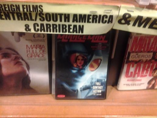Está bien representado Chilito en la sección de Latinoamérica. Pseudo Robin es lo más.