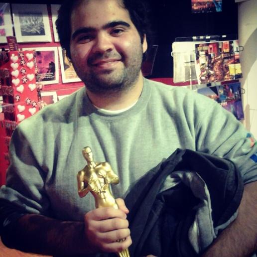 """Por fin me gané un """"Oscar"""""""