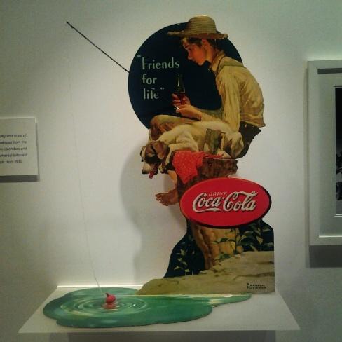 Siempre amigos, siempre Coca-Cola