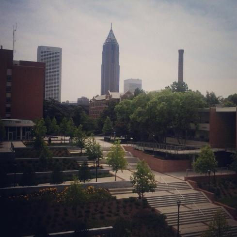 Georgia Tech!