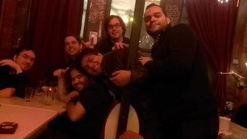 Esta foto la saqué del fcbk de Sergio (colombianoo)
