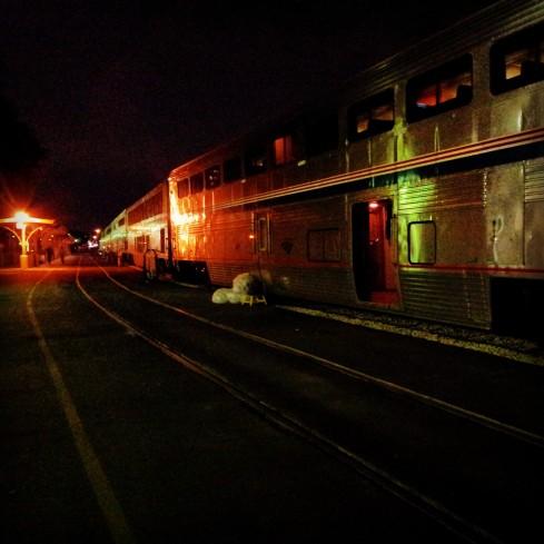 El tren de noche